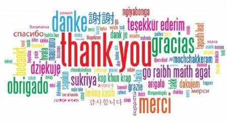 Thank You multi languages e1414622668891 How to Show Customer Appreciation (ARTICLE)